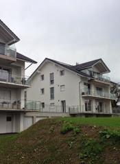 Projet de 03 immeubles à Grandson de 09 appartements en PPE