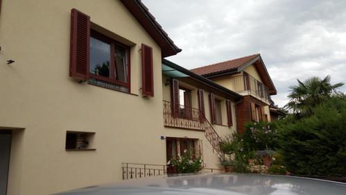 Rénovation d'une villa à Commugny