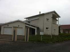 Projet de villas à Chens sur Leman