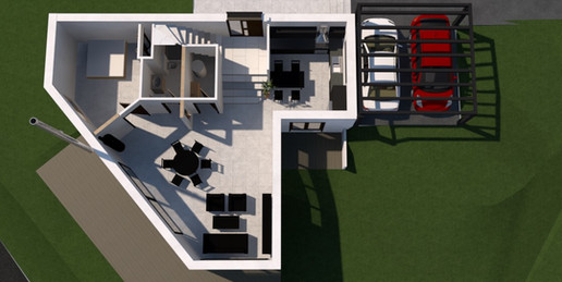 Projet de villa à Collonge sous Salève