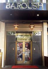 Aménagement restaurant le Baroush à Genè