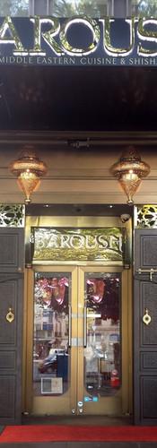 Aménagement restaurant à Genève