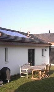 Consctruction maison en Minergie à Founex