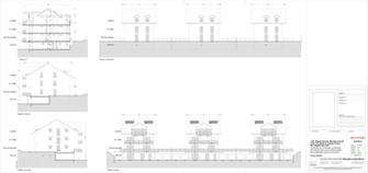 Projet 03 immeubles de Grandson