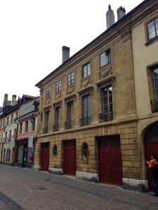 Création de 4 appartements dans u à Yverdon