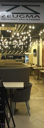 Aménagement d'un restaurant à Vevey