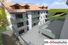 02 immeubles de 17 appartements à 1076 Villarepos-dossier de demande préalable acceptée