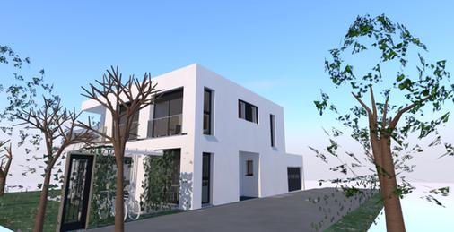 Projet de villa à Chambésy