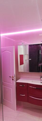 Rénovation d'une salle de bain à Commugn
