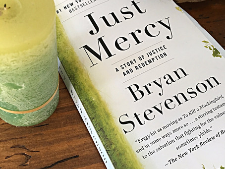 """April Book Club: """"Just Mercy, A Story of Justice and Redemption"""""""