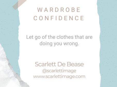 #WIPMondays: Wardrobe Confidence with Scarlett De Bease