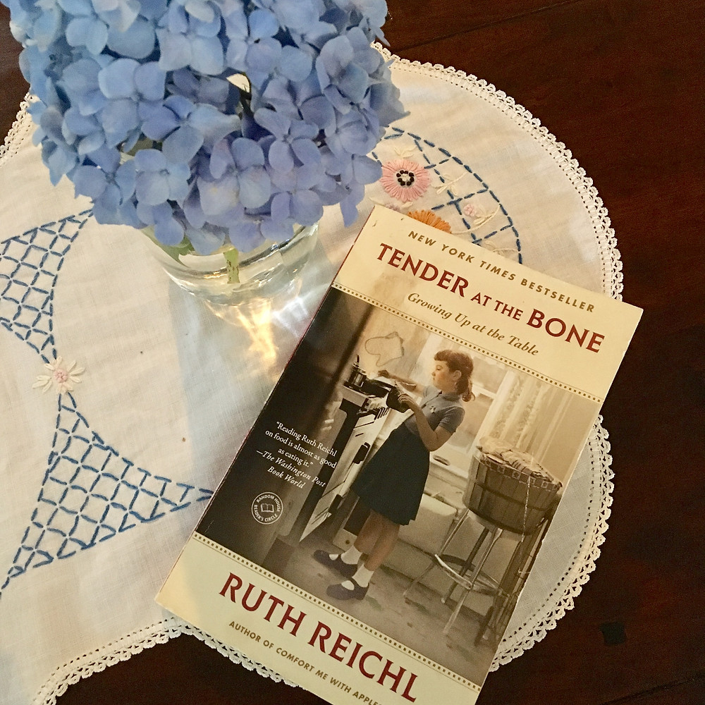 TENDER AT THE BONE, by Ruth Reichl