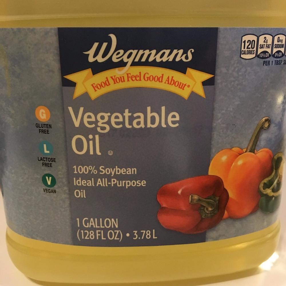 Wegmans Vegetable Oil