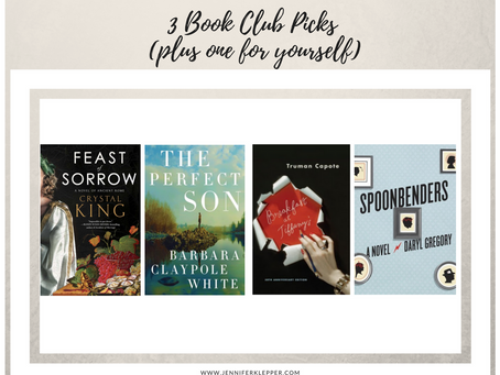Book Club Selections October 2017