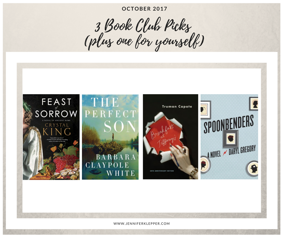 3 Book Club Picks