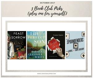 3 Book Club Picks