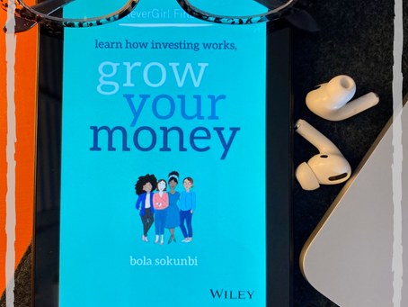 "#WIPMondays Book Review: ""Clever Girl Finance: Learn How Investing Works, Grow Your Money"""