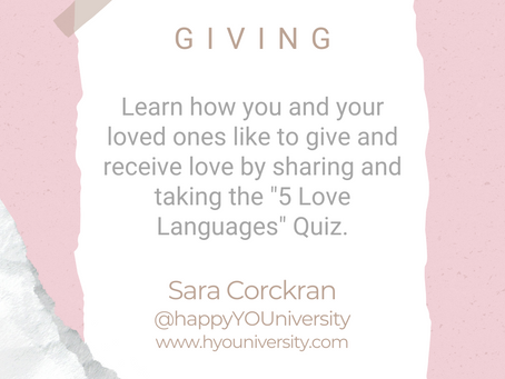 #WIPMondays: Giving, with Sara Corckran