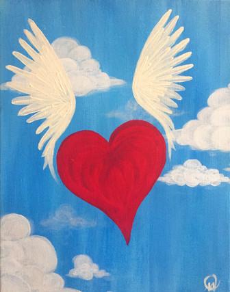 Heart In Flight