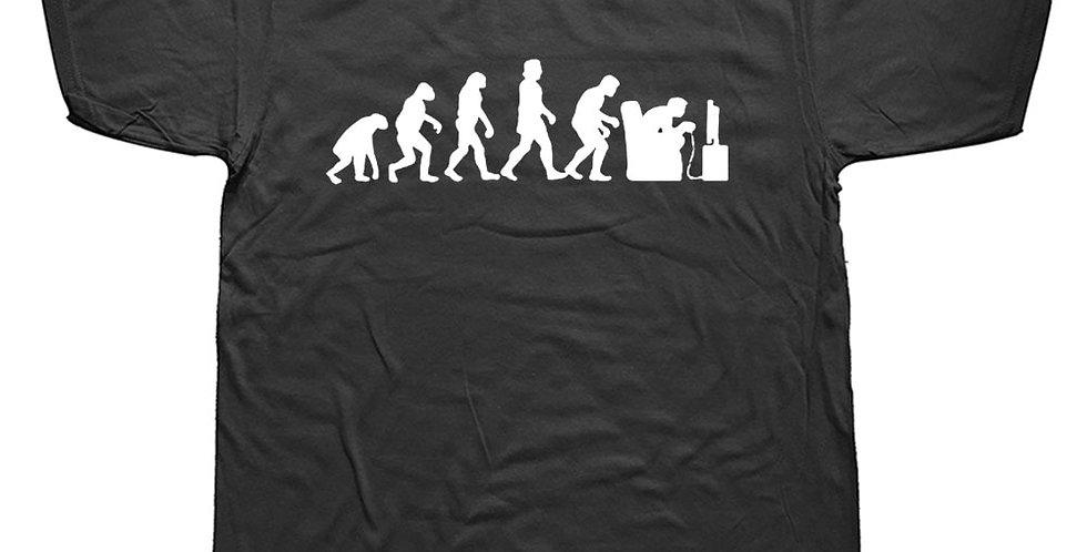 Evolution Gamer T Shirts
