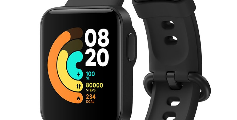 Xiaomi Mi Watch Lite Bluetooth Smart Watch GPS 5ATM Waterproof SmartWatch