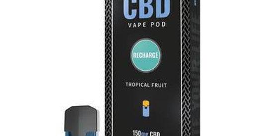 Ignite CBD - CBD Pod - Tropical Fruit Pod - 150mg