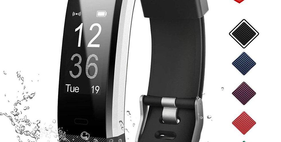Funasera Smart Watch  Heart Rate Monitor Blood Pressure Fitness Tracker