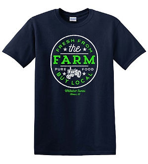 WHITAKER FARMS - FRESH FROM THE FARM - T