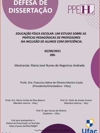 Maria José Nunes de Negreiros Andrade