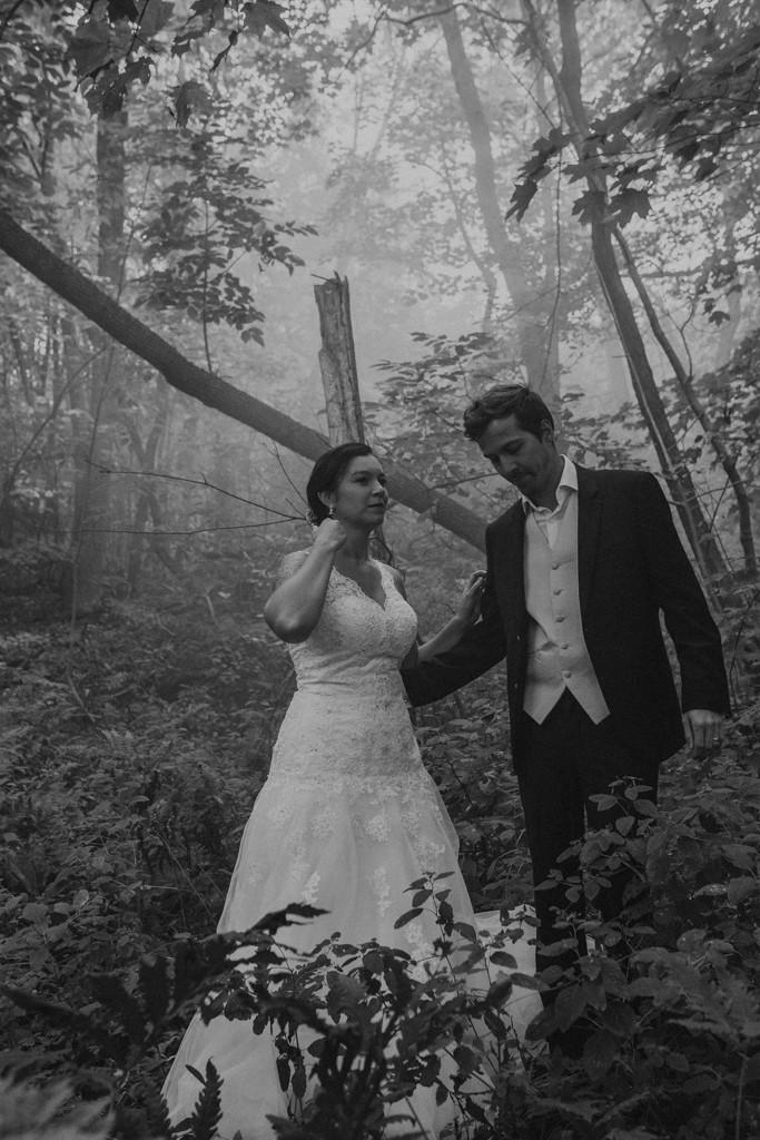 Mariage Fleuve St-Laurent - Aura Photographie