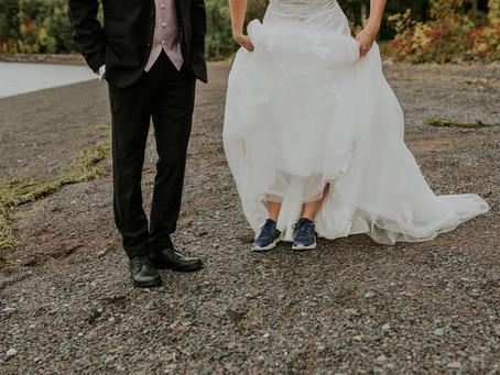 Cap-Rouge / Parc de la Plage-Jacques-Cartier - After wedding anniversary photos session | Aura Photo