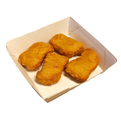 LES 4 CHICKEN NUGGETS