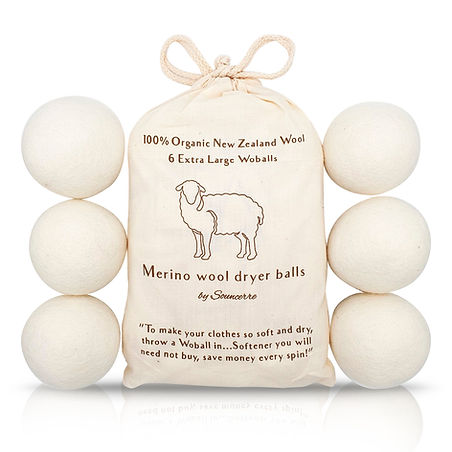 tumble dryer balls wool