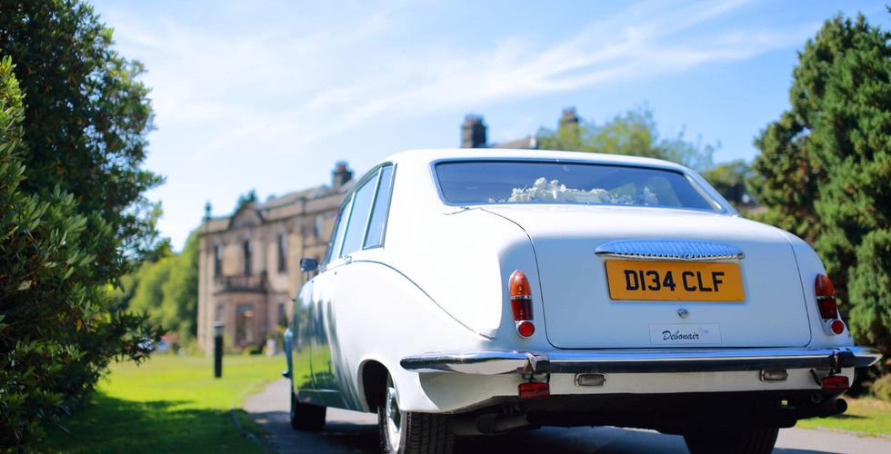 Daimler Rear New
