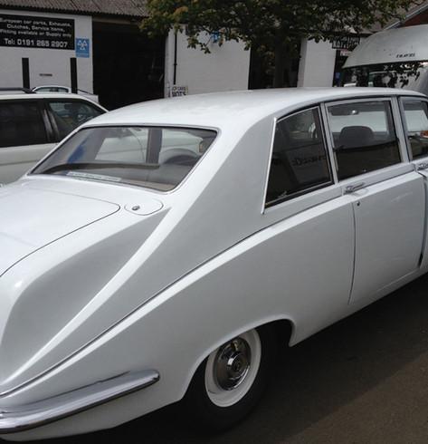 The Daimler D420 Limousine 3