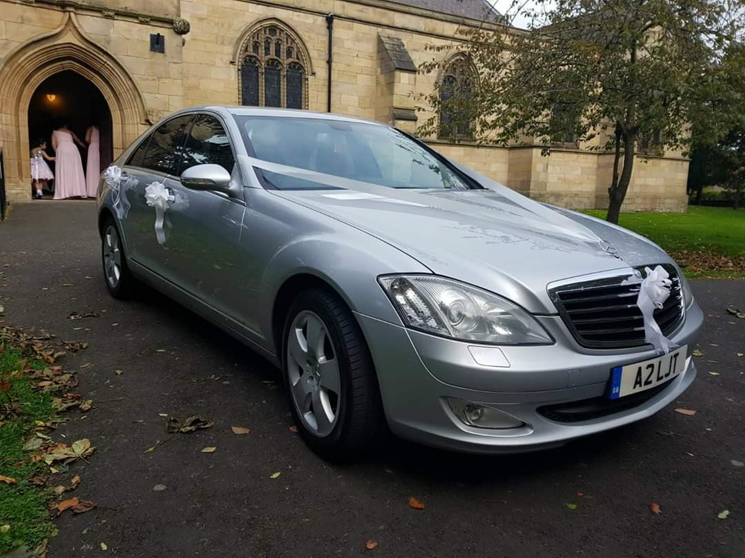 Mercedes - S-class