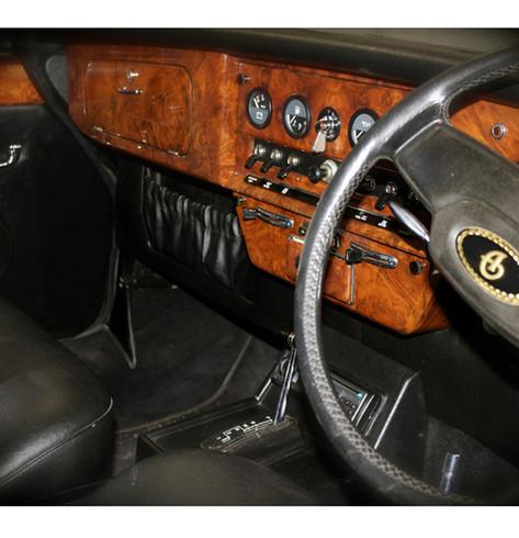 The Daimler D420 Limousine 6