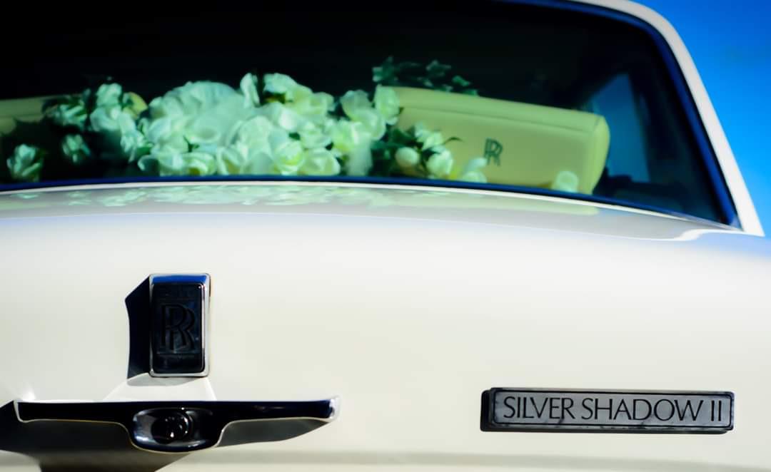 Rolls Royce Silver Shadow 4