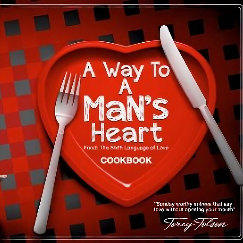"""""""A Good Meal"""" Virtual Experience with Torey Tolson"""
