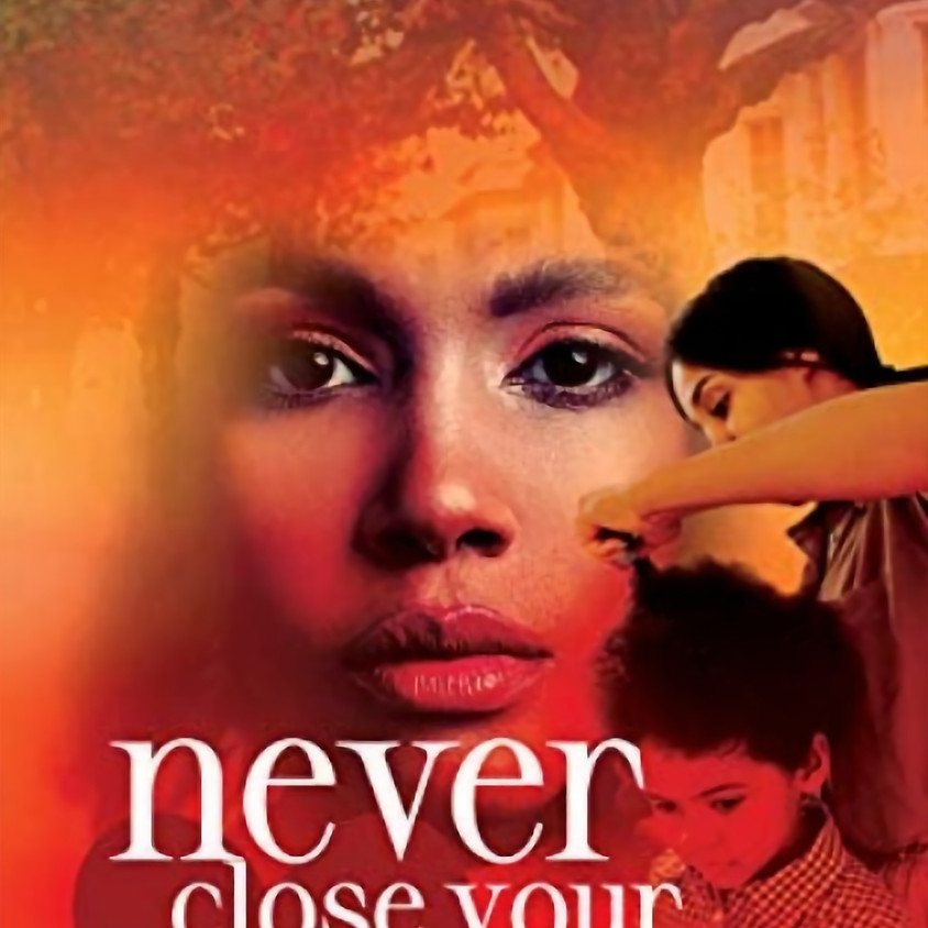 AGR November Book Discussion Never Close Your Heart by Monica Anderson