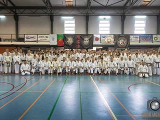 Goju Ryu Karate Do Seiwakai International Seminar Portugal