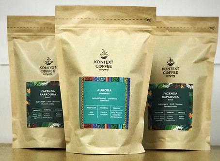 Finding Sustainable Coffee Packaging