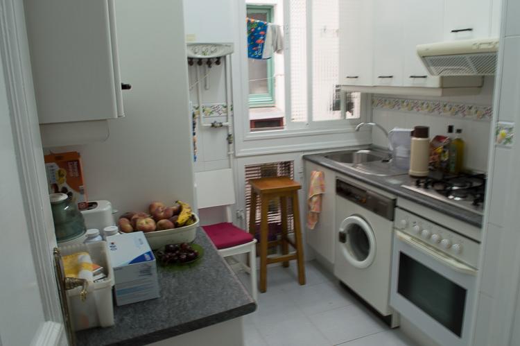 Cocina -ANTES