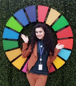rabeea with SDG circle.jpg