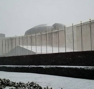 UN building image