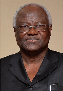 Ernest Bai Koroma, 2007 Presidential Election Winner in Sierra Leone