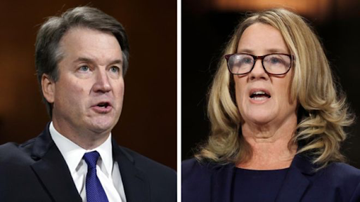 Brett Kavanaugh is appointed to the Supreme Court despite claims of sexual abuse.  https://www.bbc.com/news/world-us-canada-45762281