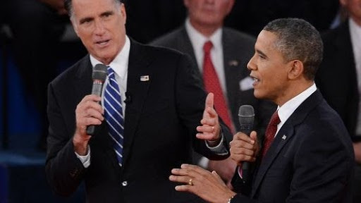 President Barack Obama was known for keeping composure even in the face of disagreement. https://www.usatoday.com/story/news/politics/2012/10/16/debate-obama-romney-town-hall/1637103/