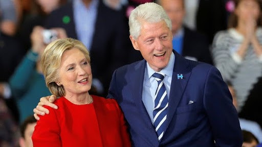 While Bill Clinton was regarded as one of the most personable and relatable presidents, Hillary Clinton was criticized for coming off as cold and leading with facts rather than heart. https://www.nationalreview.com/2018/11/evening-with-the-clintons-bill-hillary-show-half-empty-arenas/