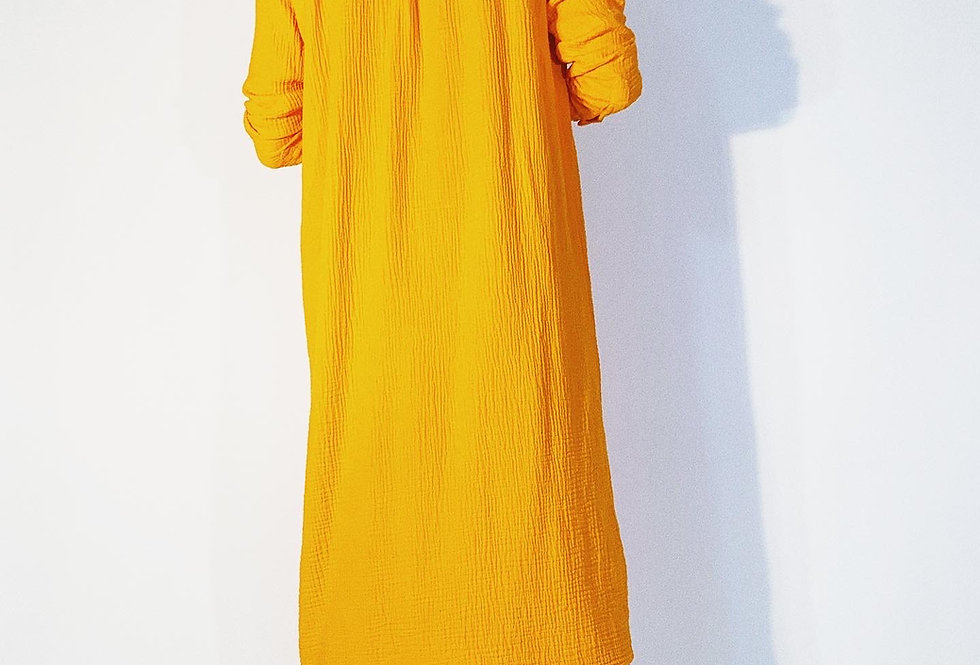 Maggy Crepon Orange
